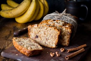Banana Bread Recipe - Four Leaf Milling